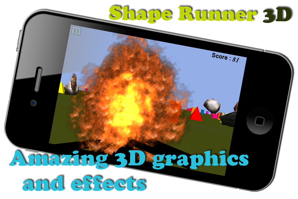 Shape Runner 3D